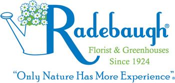 Radebaugh Wedding Flowers Logo